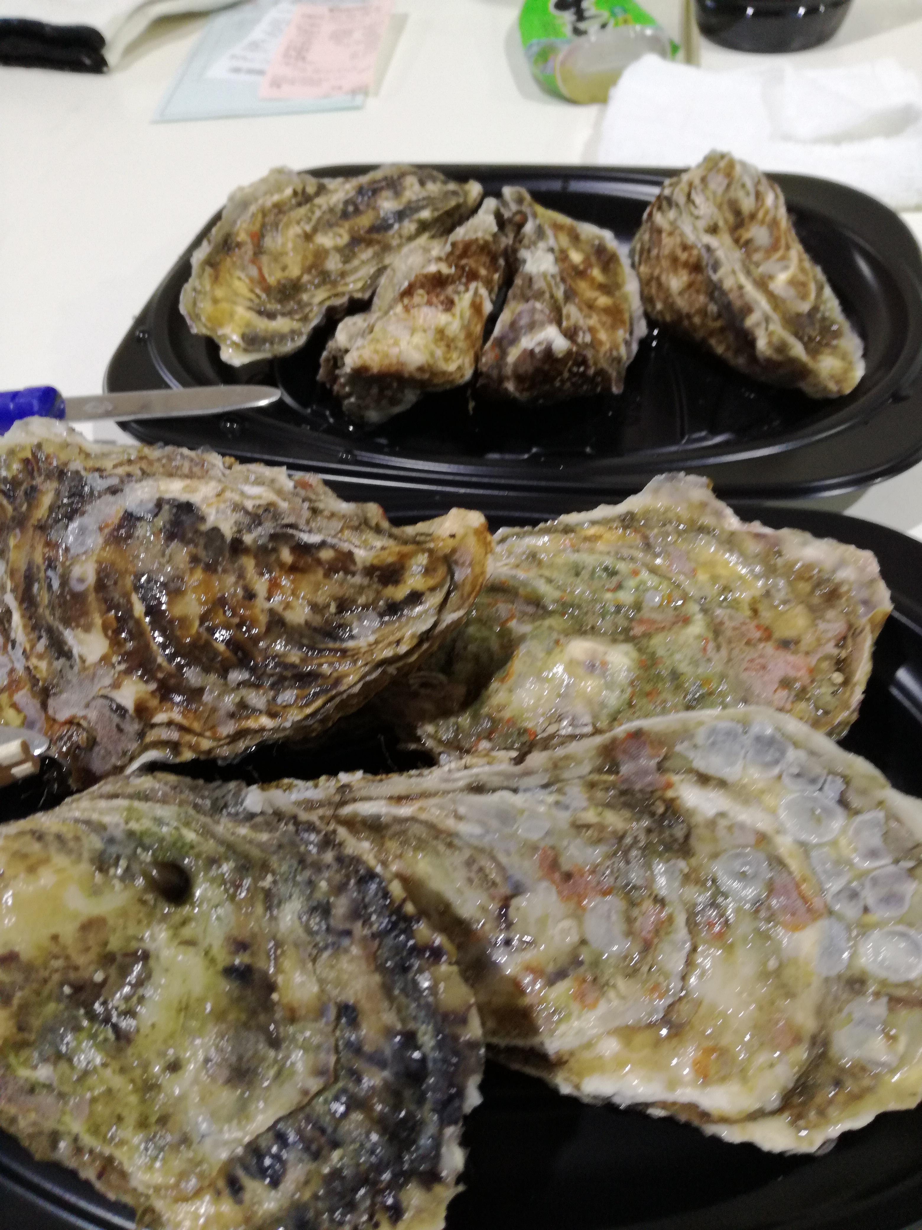 厚岸 牡蠣